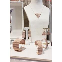 Collection Nude Or OPEN TO THE BEAUTIFUL Bijoux de créateur Artisan d'Art Paris
