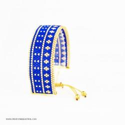 Bracelet Bleu Paros